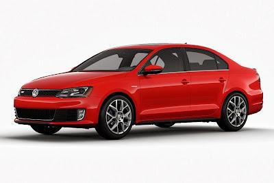 Volkswagen Jetta GLI Edition 30 (2014) Front Side