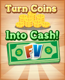 FarmVille Turn Coins into Cash