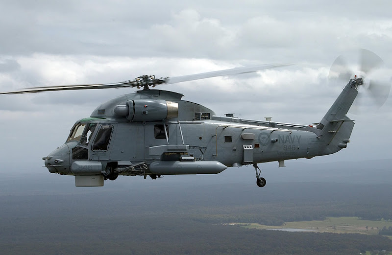 SH-2G Super Seasprite Naval Helicopter