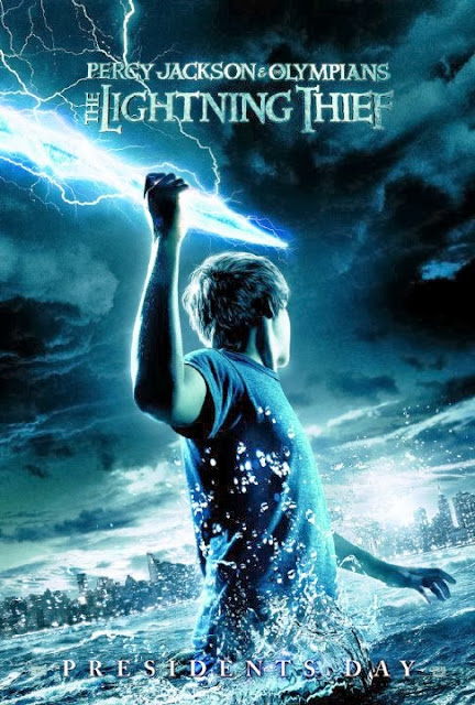 Percy Jackson The Lightning Thief Movie 2013