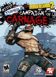Borderlands 2 Mr Torgues Campaign of Carnage   PC