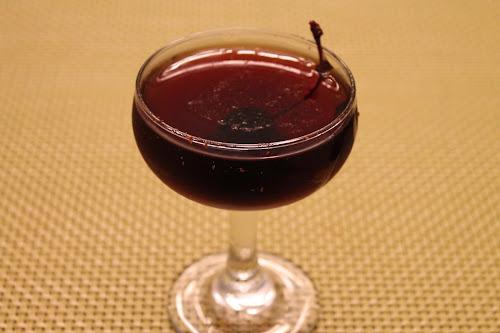 Elijah's Railcar cocktail