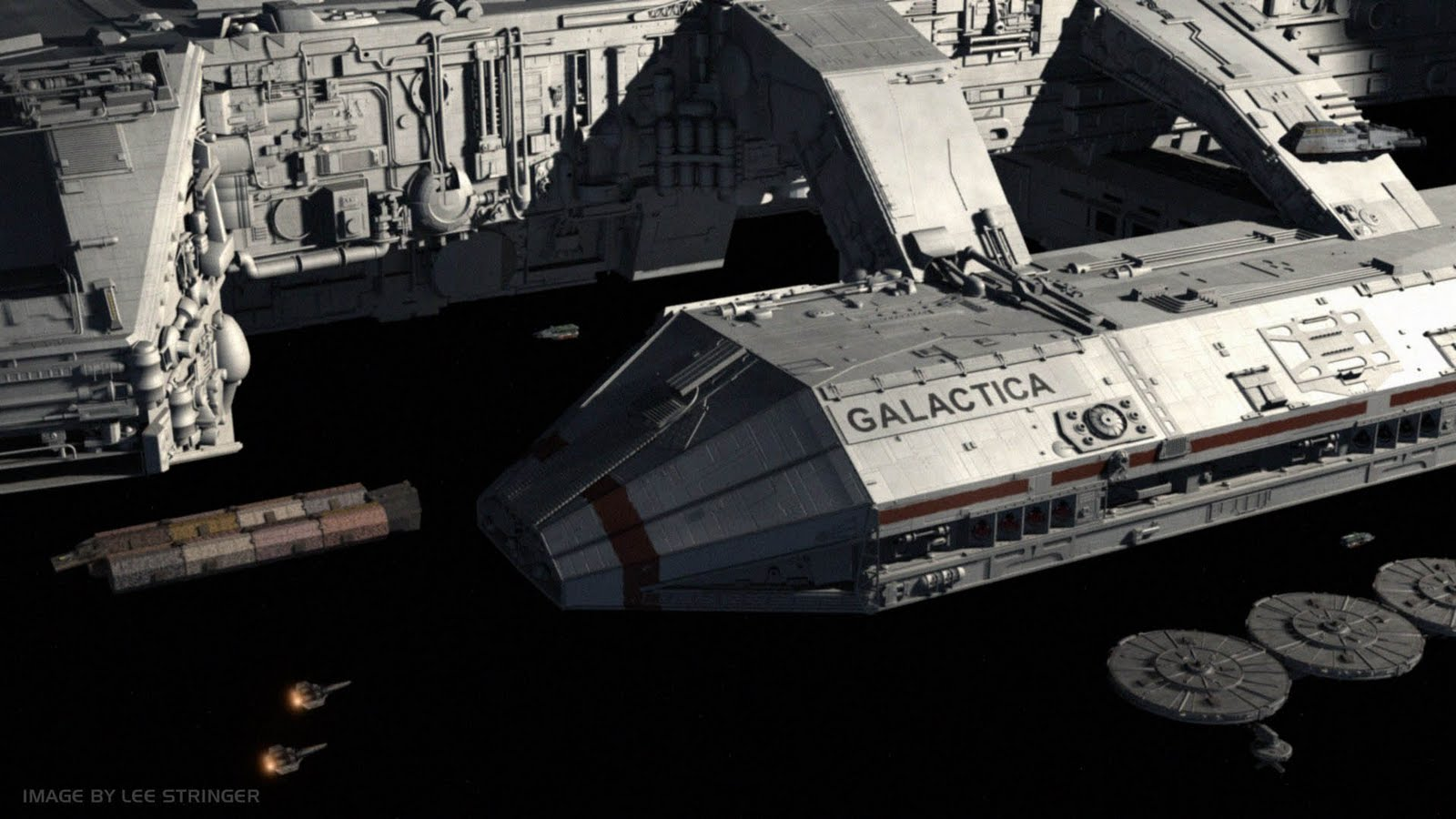 Love U Wallpapers Battlestar Galactica Wallpaper