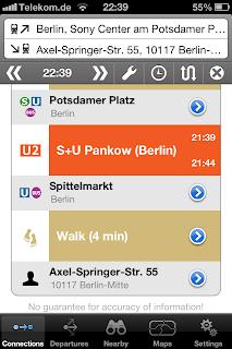 Berlino app trasporti