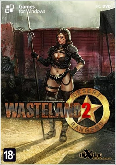 Wasteland 2-Ranger-Edition