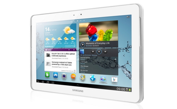 Samsung Galaxy Tab 2 10.1 official 4.1.2 jellybean update