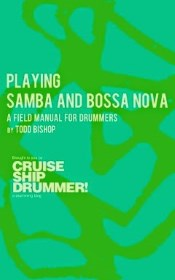 Playing Samba and Bossa Nova: print or e-book!
