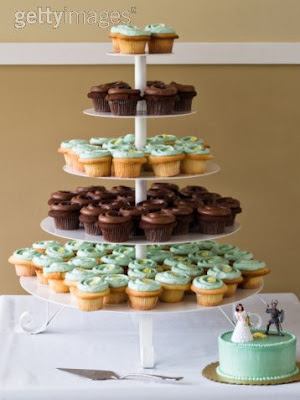 wedding cakes 2011