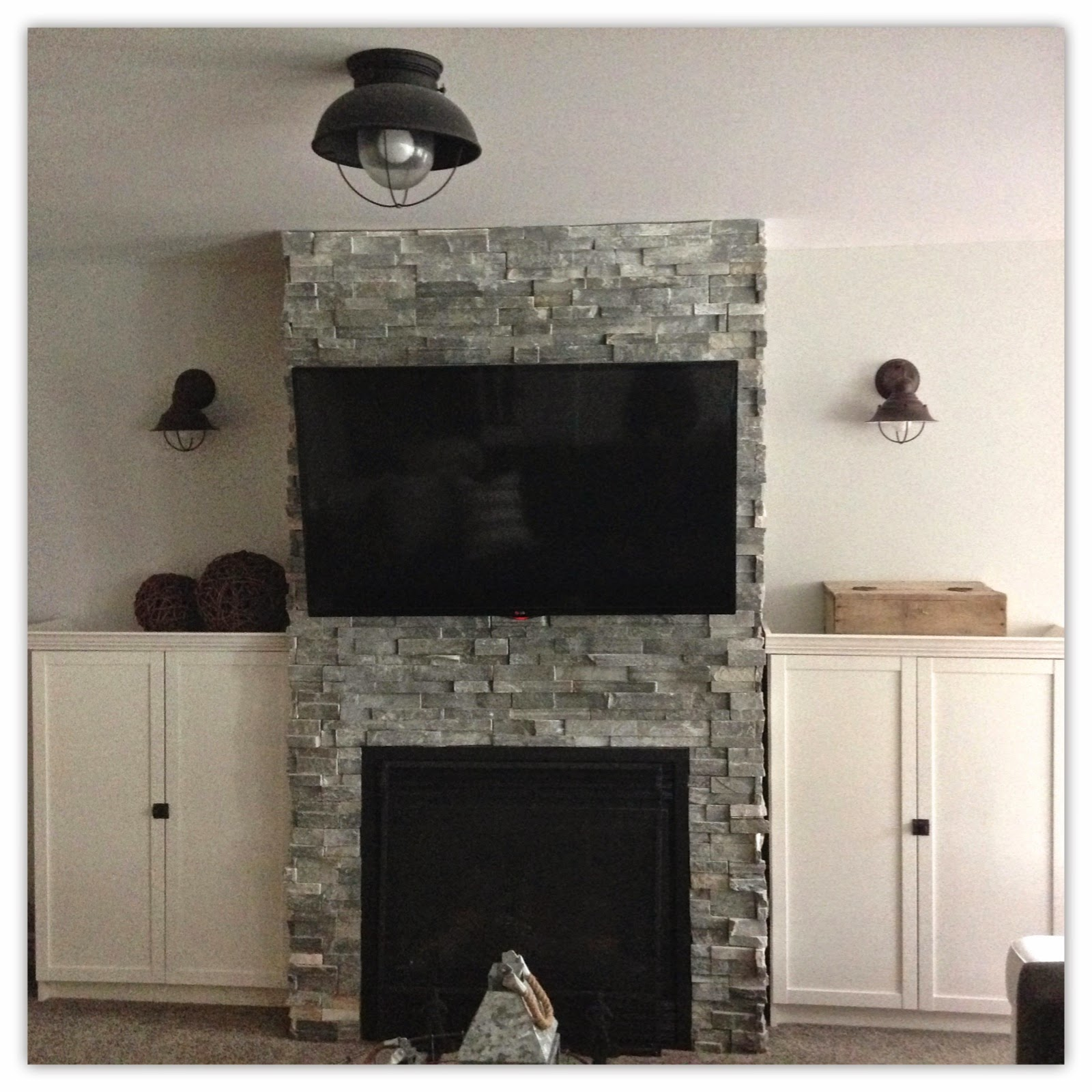2perfection decor simple u0026 affordable bookcases to flank fireplace