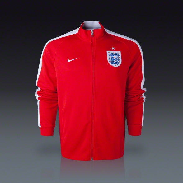 England Soccer Jacket Fifa World Cup 2014