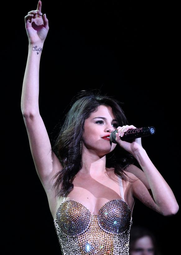Read More   Selena Gomez Tattoo 2013
