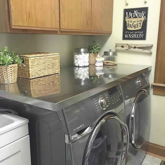 Organizing Ideas for Every Laundry Room {Organizing With Style}