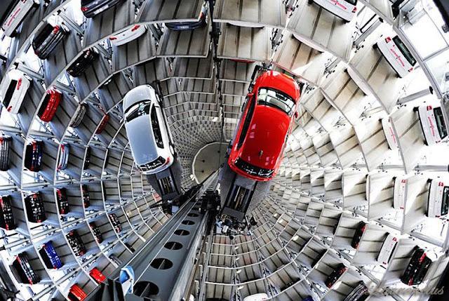 Foto-Menara-Volkswagen-Autostadt_8