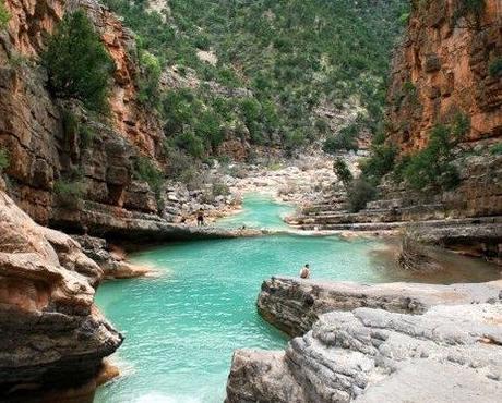 Paradise in Agadir, Morocco