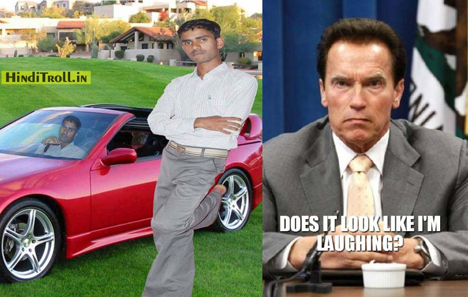 Funny photoshop fail india