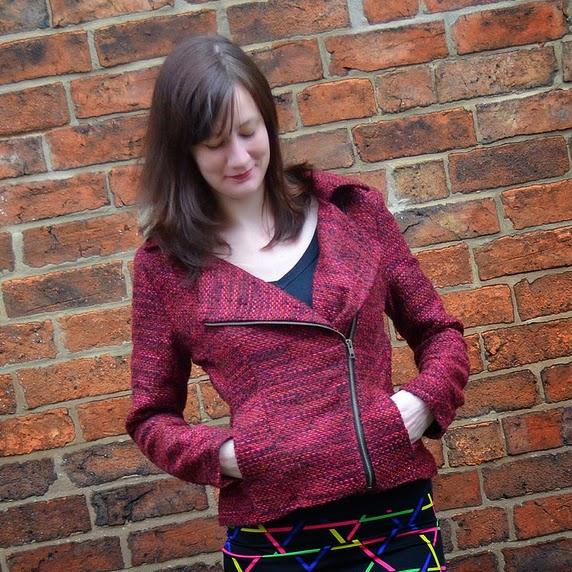 Style Arc Ziggi jacket