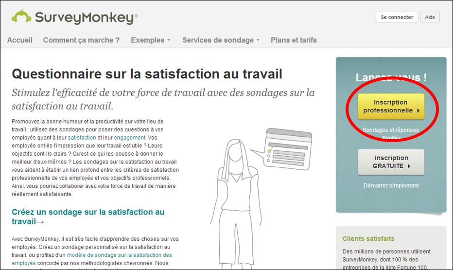 Bien-aimé Comment créer un questionnaire de satisfaction ? | Entreprise sans  XG51