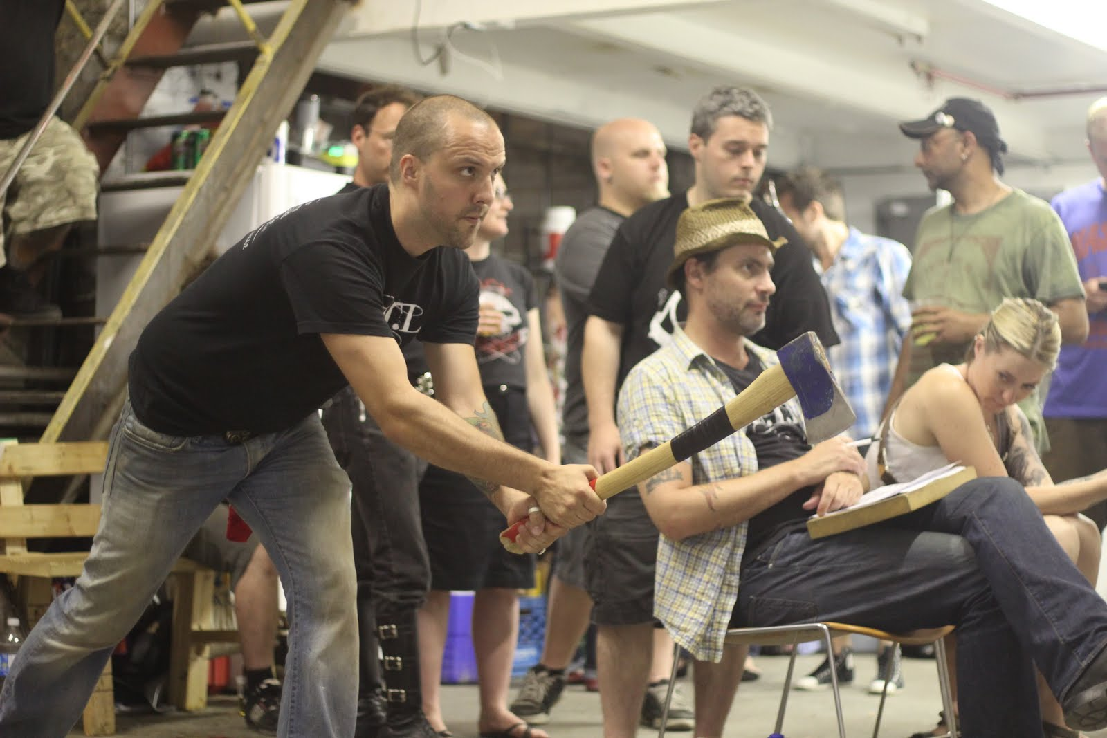 ate july 24th to 30th u2014 crab bbq axe throwing city