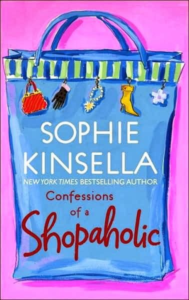 sophie kinsella shopaholic series
