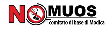 Proposta delibera comunale noMUOS Modica by logo_SE