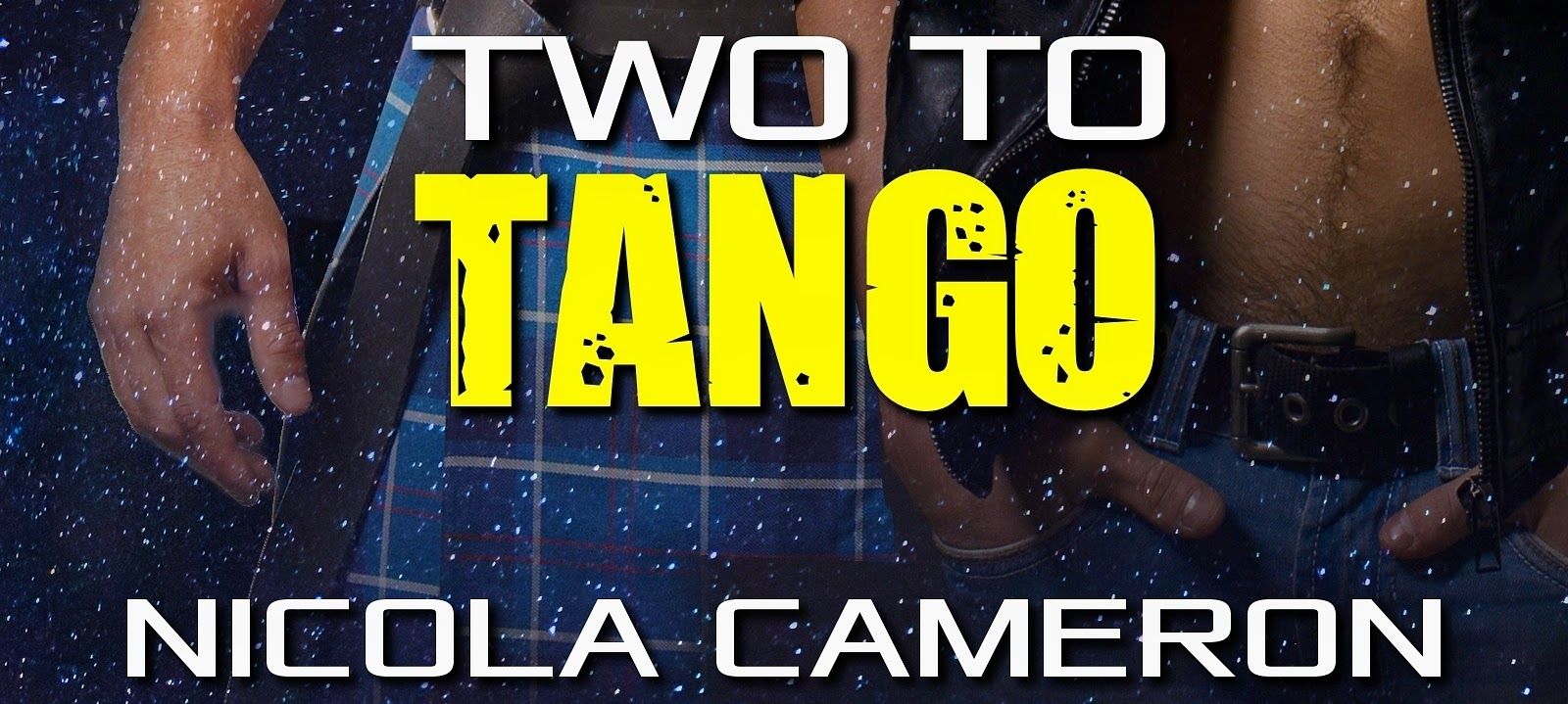 TWO TO TANGO Blog Tour & Giveaway
