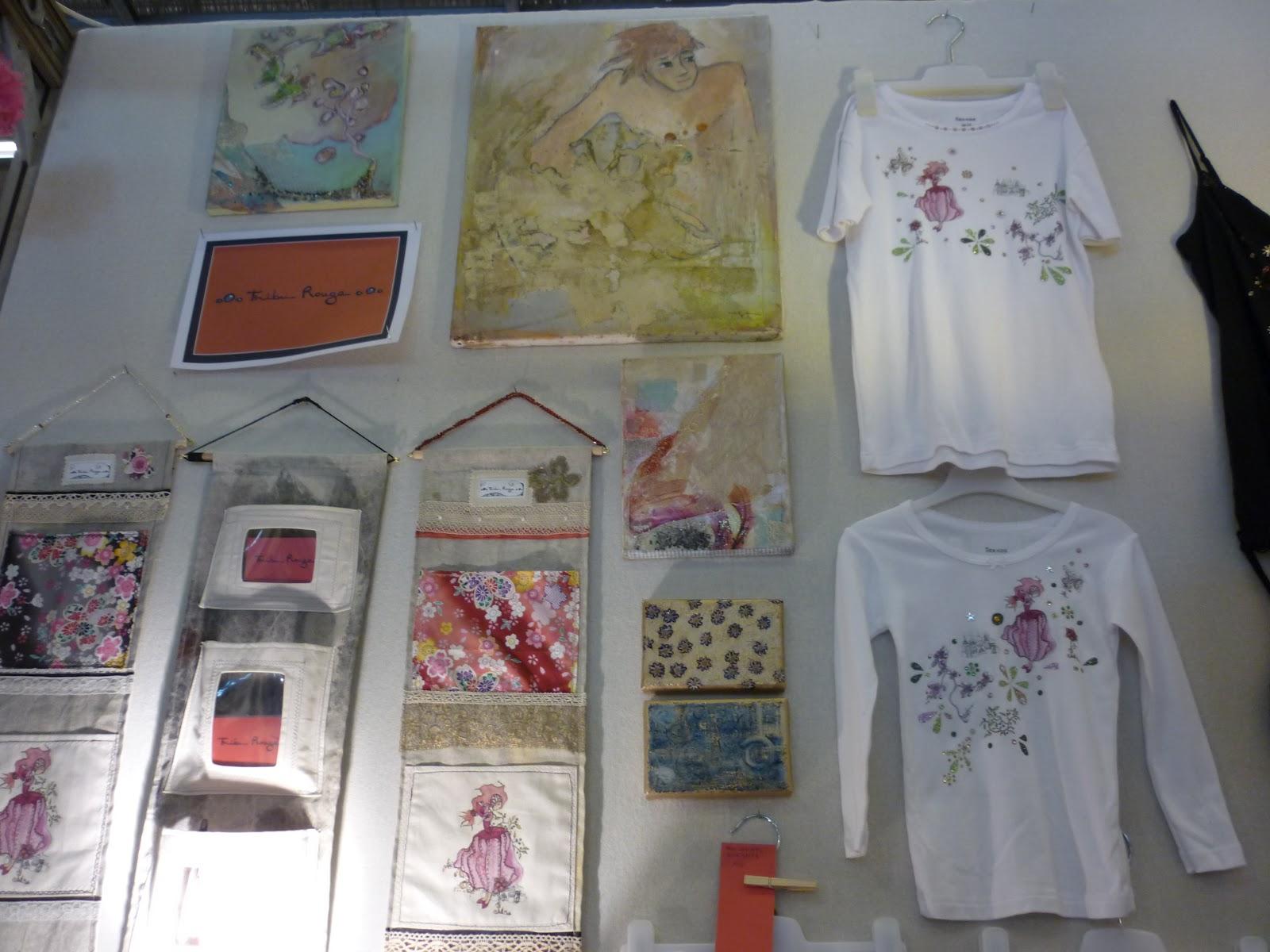 Place de budapest nomad 39 market lil 39 art 2012 - Place foire de paris ...