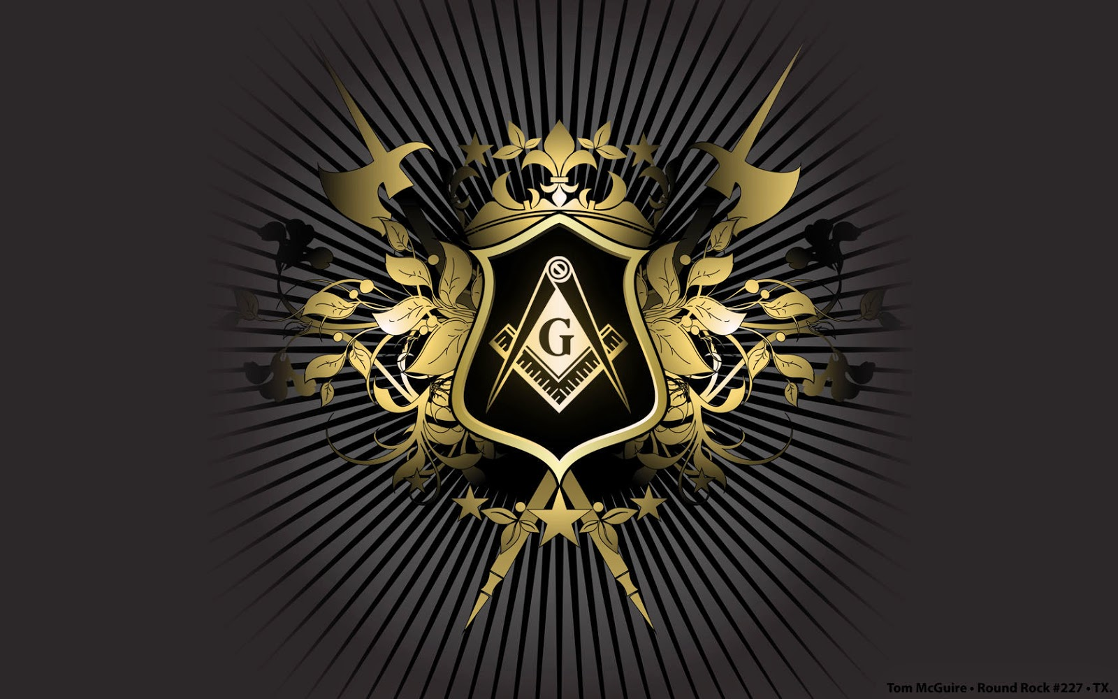 Masonic thoughts for Cree maison