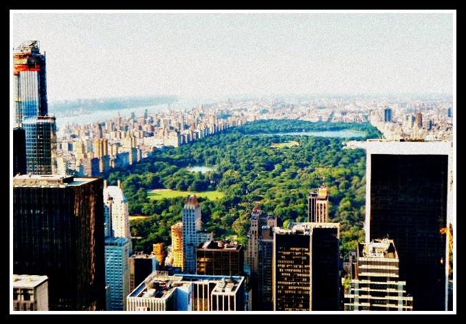 Rutas por Nueva York