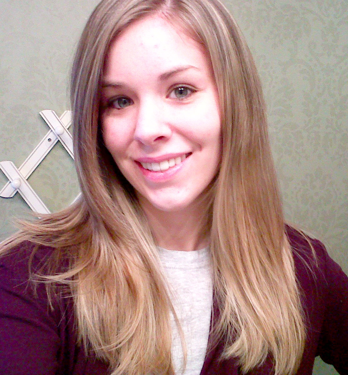 Partial Blonde Highlights On Brown Hair