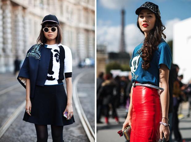 Uma tendência que vem marcando a moda é o uso de roupas 745b8afd858