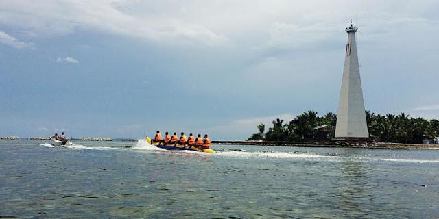 Wisata Snorkling Pulau Segajah dan Beras Basah Bontang