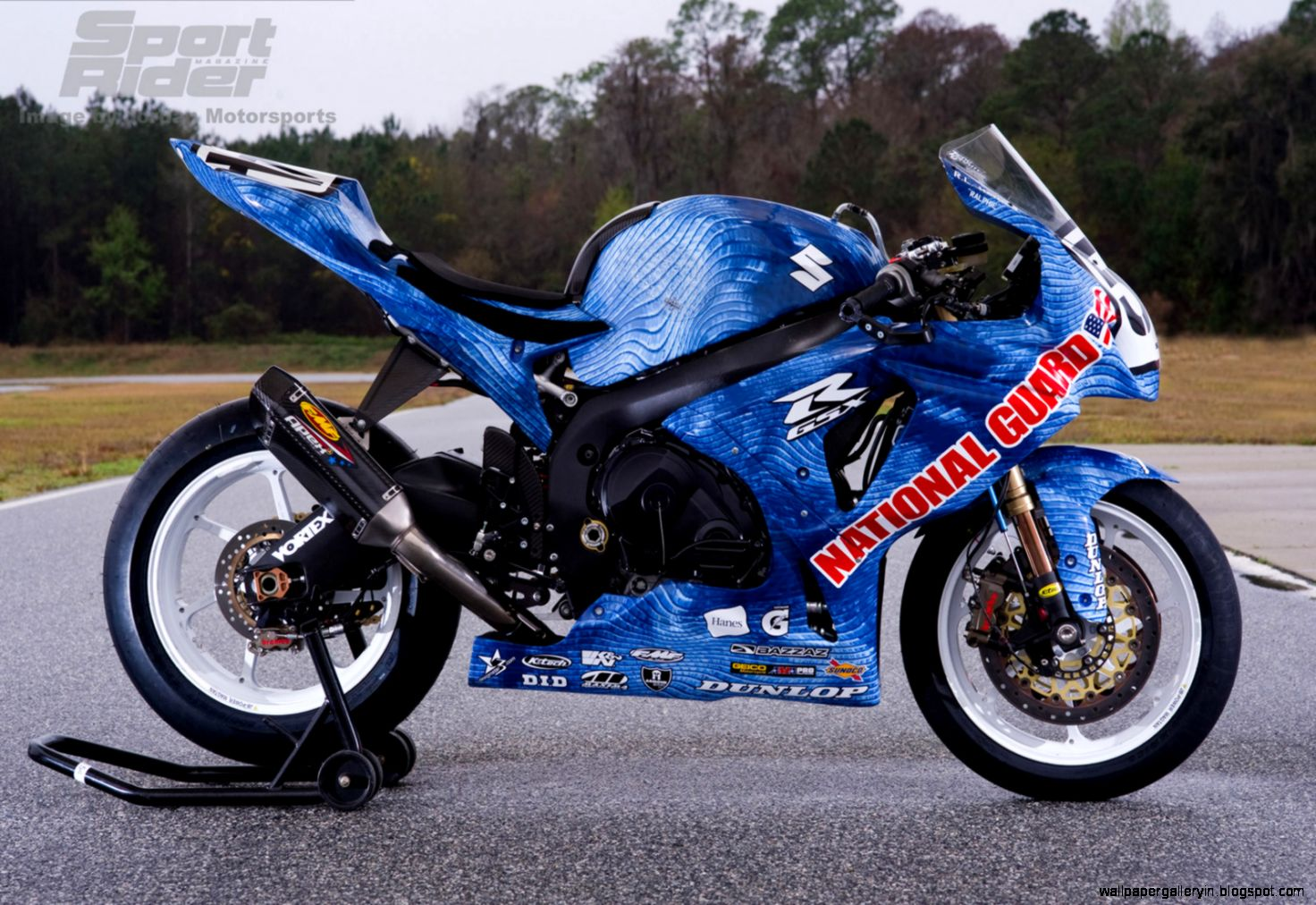 Michael Jordan Superbike HD 2485 Wallpaper