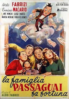 La famiglia Passaguai fa fortuna 1952