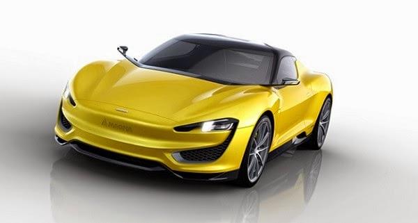 Magna Steyr Mila Plus Hybrid Concept