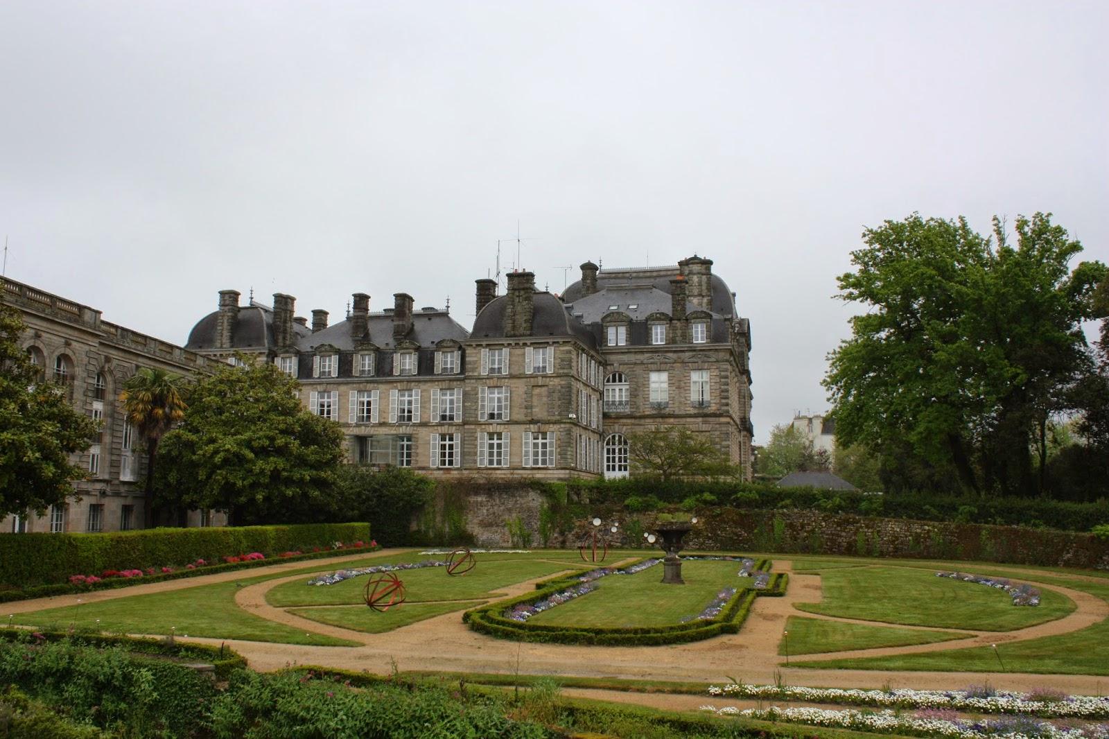 Vannes fortifications Bretagne