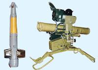 AT-4 (Spigot) / 9M111 (Fagot) anti tank