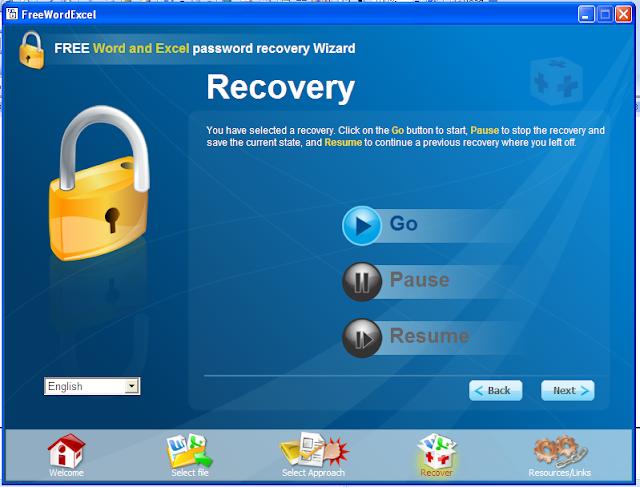 khôi phục mật khẩu word và excel 5