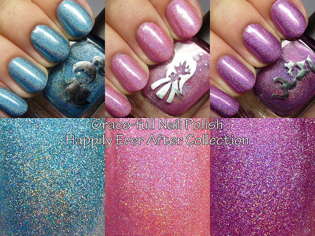 Grace-full Nail Polish Happily Ever After Collection