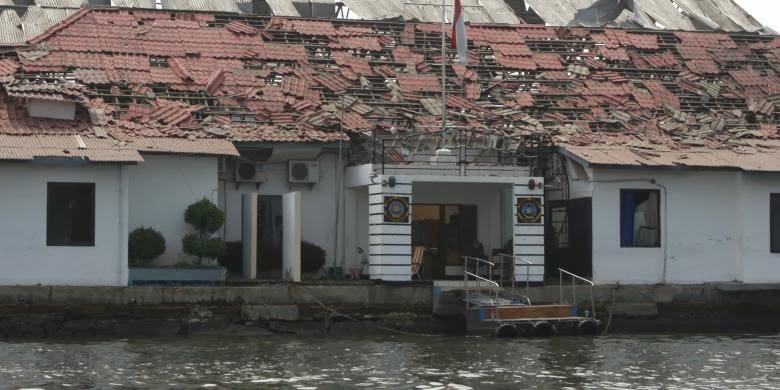 Pangkalan TNI AL-Kopaska Pondok Dayung