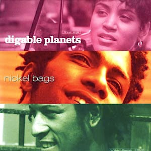 Digable Planets – Nickel Bags / Appointment At The Fat Clinic (VLS) (1993) (320 kbps)