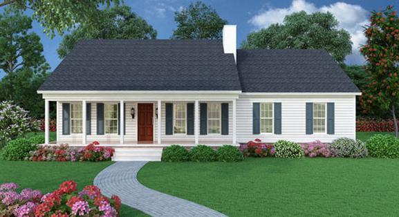 Planos casas modernas planos de casas estilo californiano for Estilos de casas modernas