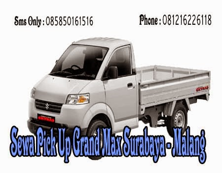 Sewa Pick Up Grand Max Surabaya - Malang