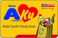 Promo Member Alfamart: Kartu Aku
