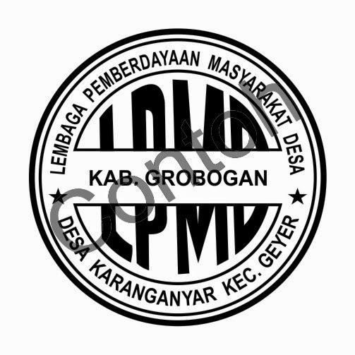 Stempel med logo
