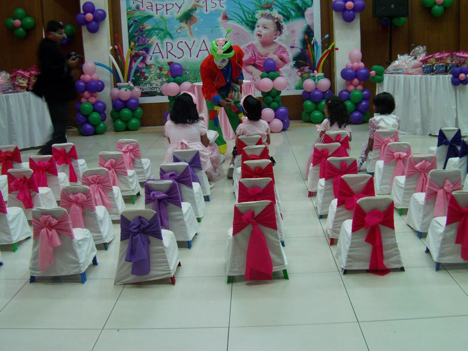:event organizer properti ulang tahun , say board , sewa kursi anak