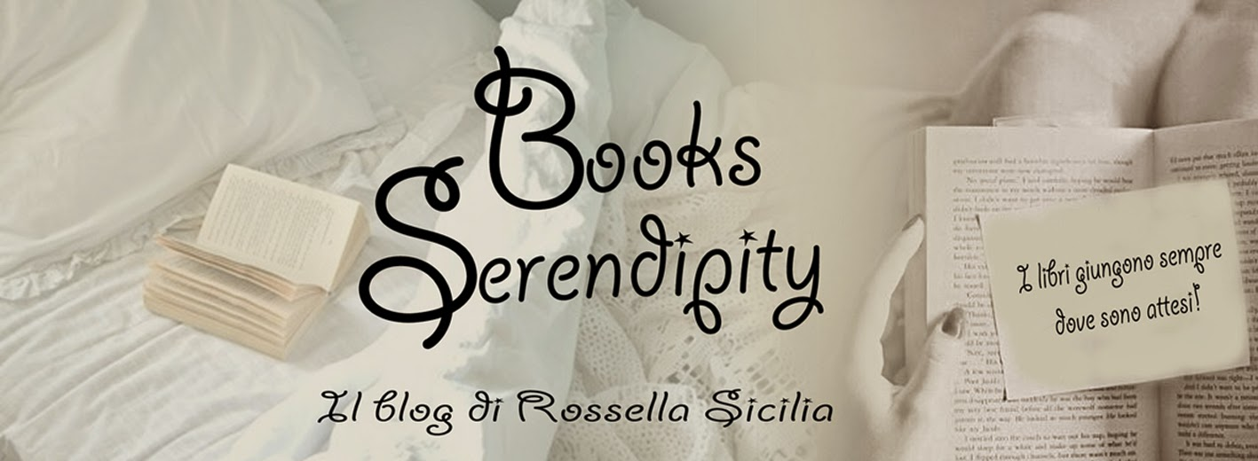 Books serendipity