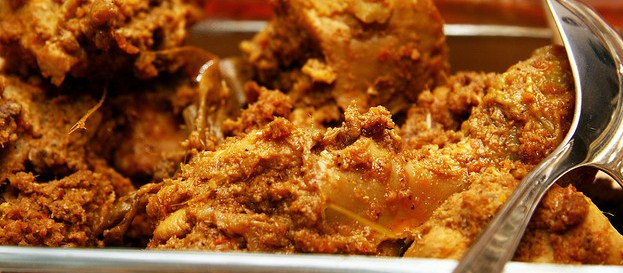 Cara Masak Rendang Ayam.html | The Temple Pub