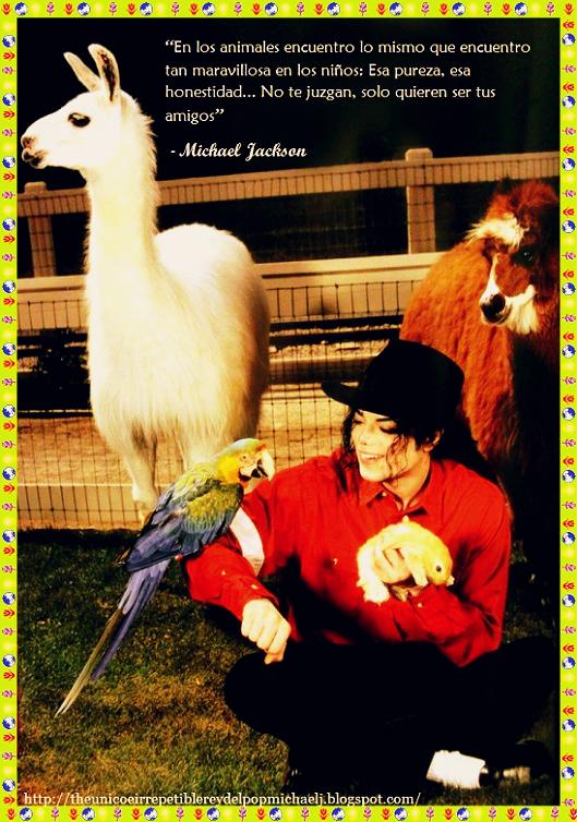 Su amor a los animales