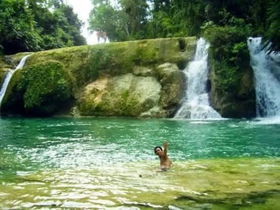 Agusan del Sur, Tugonan Falls