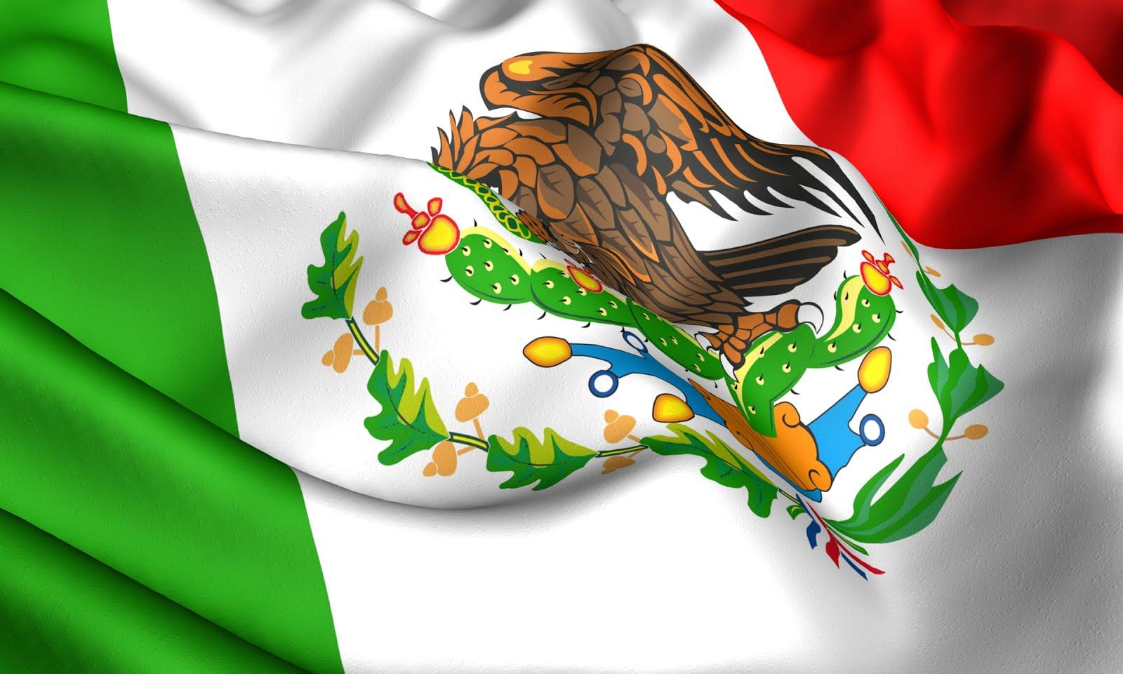Banco de imgenes Fotos de la Bandera de Mxico 24 de Febrero